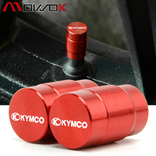 Generic Any model For KYMCO DOWNTOWN 125 200 300 350 XCITING 250 300 500 400 AK550 K-XCT 300 CK250T CK300T Shadow 300 Motorcycle Accessories Tire Valve caps Cover CNC Airtight cover cheap MOWOK 0inch Universal TVC-KYMCO-M 6061 T6 billet Aluminum 0 02kg Covers Ornamental Mouldings As picture high quality 100 brand new