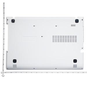 Image 5 - GZEELE New For Lenovo Z51 70 Z51 V4000 500 15 Y50C  Bottom Base Case Cover D Shell AP1BJ000300/White AP1BJ000310