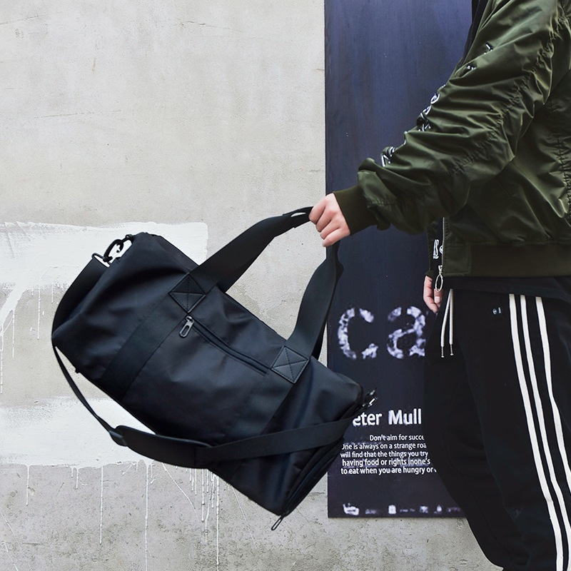 Портативная спортивная сумка для путешествий, сумка для спортзала, мужская и женская сумка для багажа, сумка на плечо для путешествий