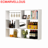 Salon Shelves Cristaleira Meube Cocina Gabinete Kitchen Desk Storage Mesa Mueble Shelf Bar Commercial Furniture wine Cabinet