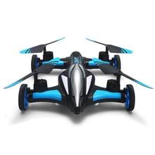 H23 Дистанционно управляемый летательный аппарат четырехосный наземный и воздушный двухрежимный летательный аппарат с возвратом в один клик рулонный Дрон с дистанционным управлением