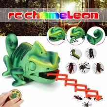 RC Animals Toys RC-Chameleon Lizard Pet Intelligent Remote