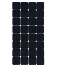 цена на RG Sunpower flexible solar panel110w; monocrystalline semi flexible solar panel 110w; solar cell 19.1% charging efficiency