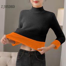 2020 корейский стиль облегающий розовый шерстяной теплый флисовый