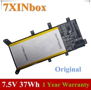 7 C21N1347 XINbox 7.5V 37wh Bateria Do Laptop Original Para ASUS X555 X555LA X555LD X555LN 2ICP4/63/134 C21N1347