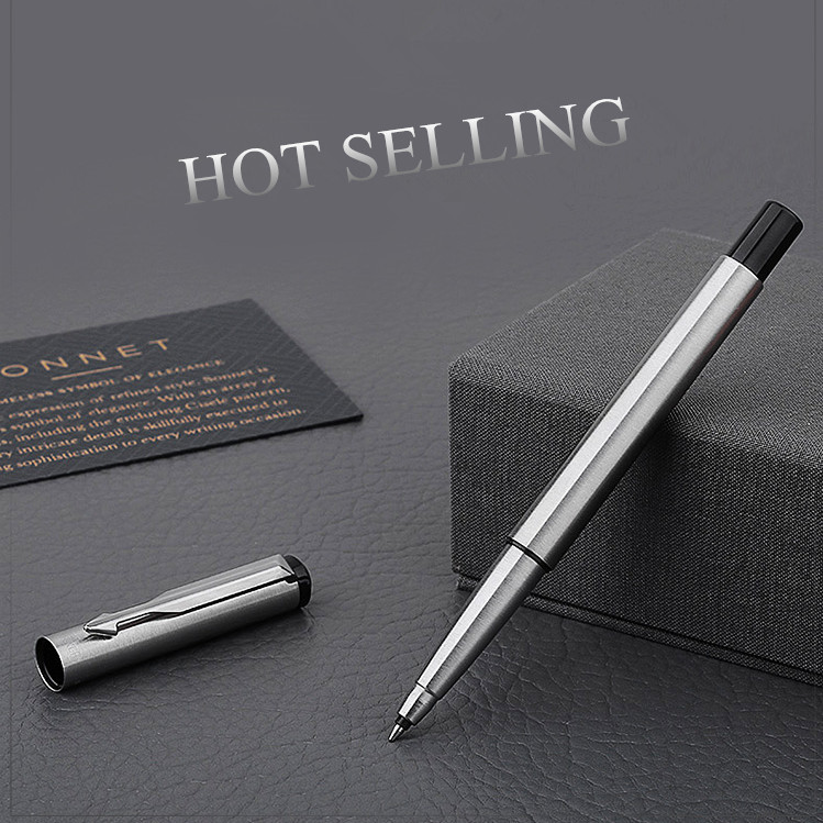 $4.5 FOR 3 PIECES 2020 BEST PROMOTION Top Quality Roller Ball Pen Brand Excutive Business Fountain Pen School Suppliers