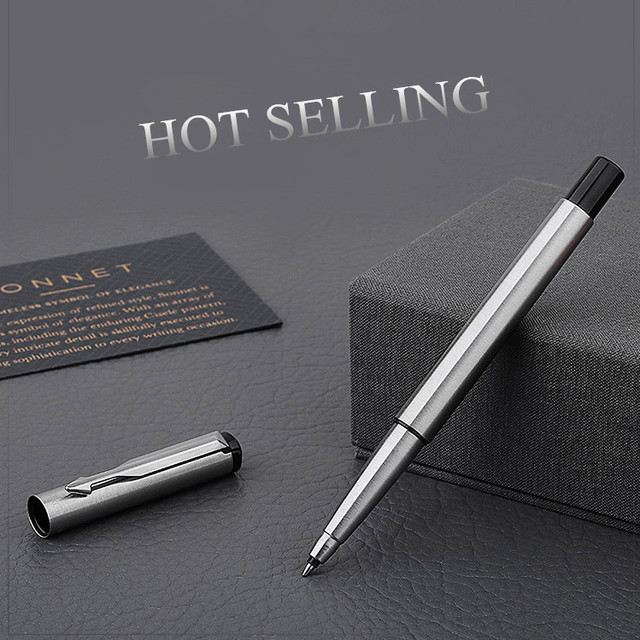 3 colors 2020 BEST PROMOTION Top Quality Roller Ball Pen Brand Excutive Business Fountain Pen School Suppliers