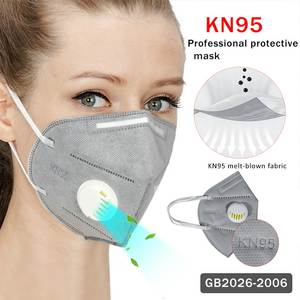 Face-Mask Respirator Dust-Mouth-Masks KF95 N95 10pcs Bacteria-Proof Prevent Flu Safety