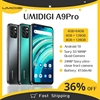 "UMIDIGI A9 Pro 4/6/8GB 64/128GB Global Version 6.3"" Smartphone Quad Camera Helio P60 Octa Core 24MP SelfieCameraFHD+ Smart Phone 1"