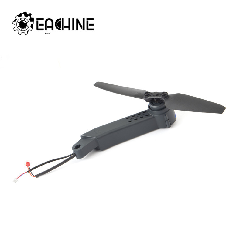1Pcs Eachine E520 WiFi FPV RC Drone Quadcopter Spare Parts Grey Arm With Motor & Propeller