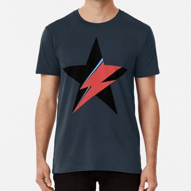 David Bowie Homme Rock Poster Sweat-Shirt