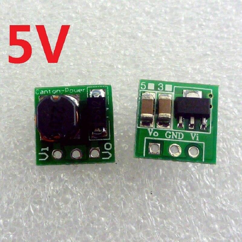 CE025 DC DC Boost Step UP Converter 1.5 3V 3.7V 4.5V to 5V Voltage Regulator Power supply Module for 18650 Li ion battery
