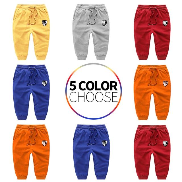 Pantalones cálidos de algodón para Otoño e Invierno para niños, ropa de fiesta para adolescentes, cómodos Pantalones suaves para niños, leggings de disfraz para niños