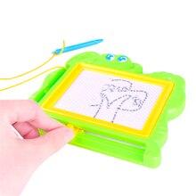 Красочная магнитная доска для рисования с игрушками, надпись, граффити, обучение, нетбук, инструменты для рисования, детские образовательные игрушки, подарок