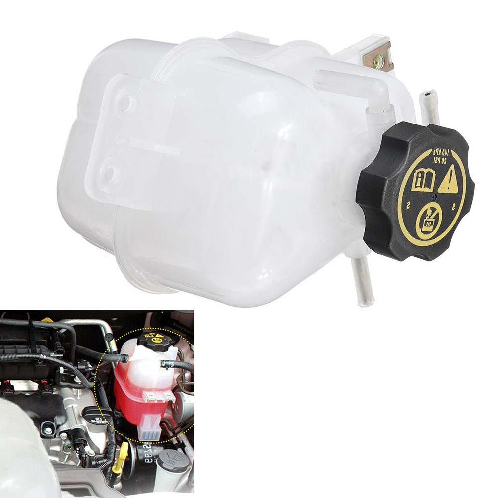 OEM Engine Coolant Overflow Recovery Bottle Tank Reservoir for Chevy Spark New