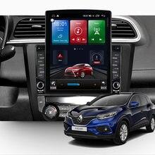 Radio Multimedia con GPS para coche, Radio con reproductor, Android 10, DSP, IPS, unidad principal, Tesla, para Renault Kadjar 2015, 2016, 2017, 2018, 2019, 64GB