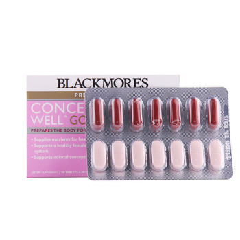 Blackmores Conceive Well Gold 56Caps 1