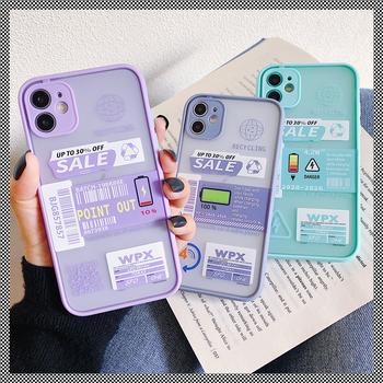 Etui na telefony komórkowe do Samsung Galaxy A31 A51 M21 A71 TPU etui na telefony odporne na wstrząsy Smartphone tylna okładka tanie i dobre opinie CN (pochodzenie) Częściowo przysłonięte etui simple words ZDOBIONE Zwykły przezroczyste Odblaskowe W stylu rysunkowym