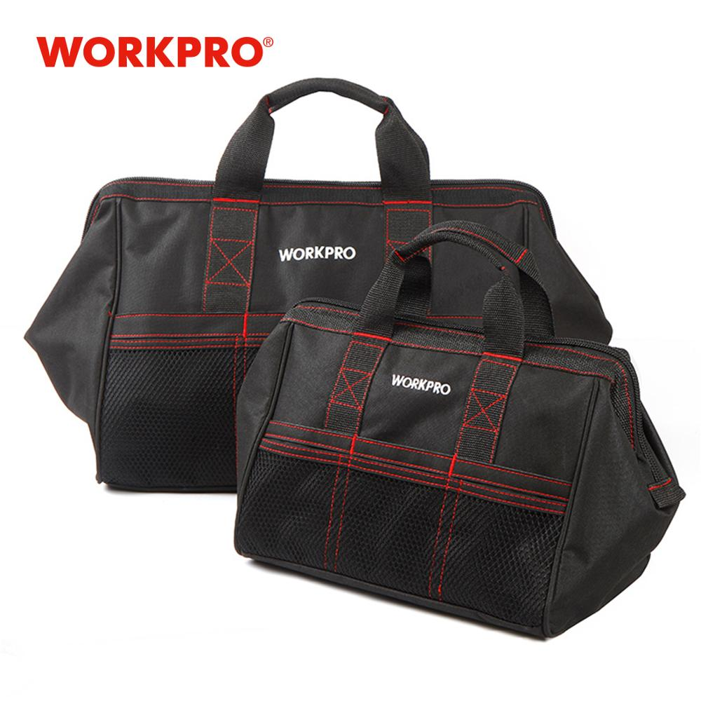 WORKPRO 2-Piece Tool Bag Combo 13