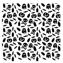 AZSG Lovely Halloween Clear Stamps/Stamp/For Scrapooking/Card Making/Silicone Stamps/Decoration  Crafts