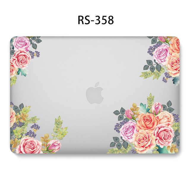 Soft Leaf Case for MacBook 2