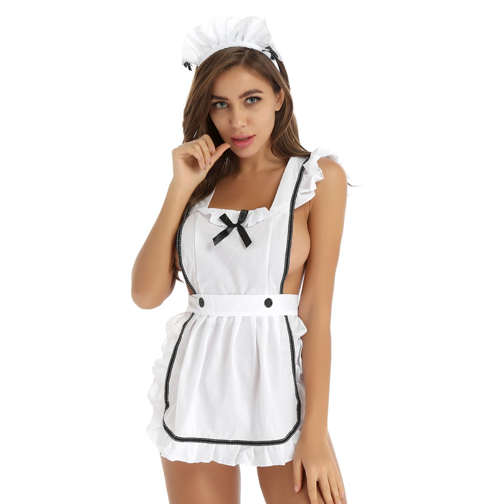 french maid lingerie