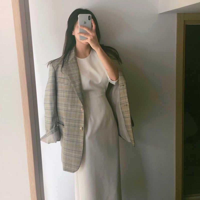 אלגנטי גבירותיי משרד שמלת אופנה סקסי מוצק צבע שמלת נשים Slim Midi שמלת Vestidos OL