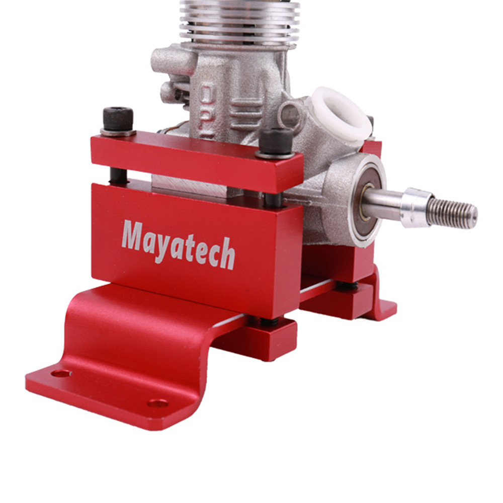 Engine Test Bench For Mayatech CNC RC Aero-model Gasoline Running-in Bench Methanol Engine image