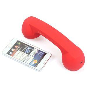 Image 4 - Sem fio bluetooth 2.0 retro telefone fone de ouvido receptor para chamada de telefone x3ub