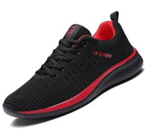 Sneakers Breathable Vulcanize-Shoes Male Tenis Masculino No-Slip Air-Mesh Wholesale Lace-Up