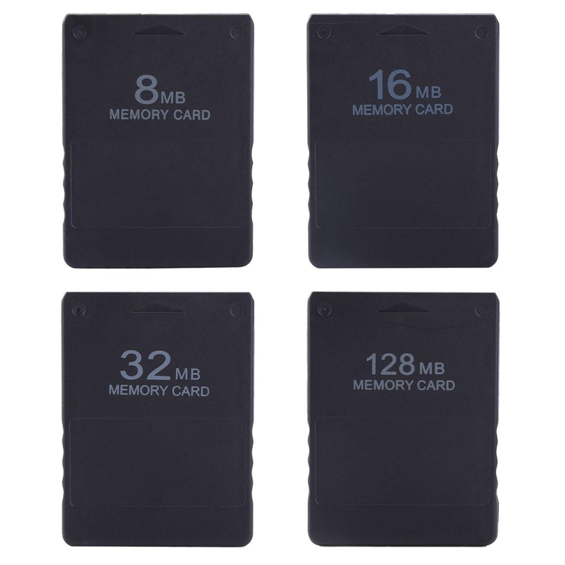 McBoot-tarjeta de memoria para PS2 Playstation 2, 8MB, 16MB, 32MB, 2020 MB, novedad de 128