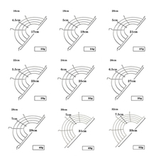 Oil-Drain-Rack Food-Oil Semi-Circular DRIP-FILTER Heat-Insulation-Rack Cooking Stainless-Steel