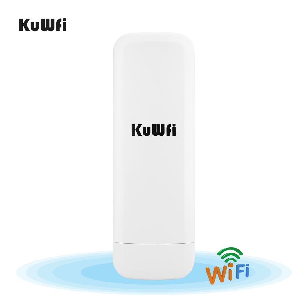 3km 300Mbps Wireless Outdoor CPE Router Fern Wireless AP Kamera Überwachung Repeater Extender UK SP