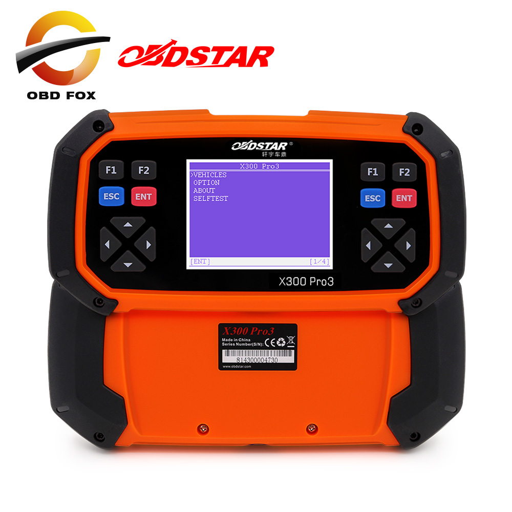 OBDSTAR X300 PRO3 Key Master OBDII Key Programmer X300 pro 3 for toyota H chip Odometer Correction Tool EEPROM/PIC Online Update-in Auto Key Programmers from Automobiles & Motorcycles on