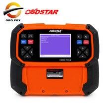 OBDSTAR X300 PRO3 키 마스터 OBDII 키 프로그래머 X300 pro 3 도요타 H 칩 주행 보정 도구 EEPROM/PIC 온라인 업데이트