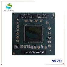 الأصلي AMD Phenom معالج وحدة المعالجة المركزية N970 HMN970DCG42GM 638pin PGA الكمبيوتر المقبس S1 2.2G