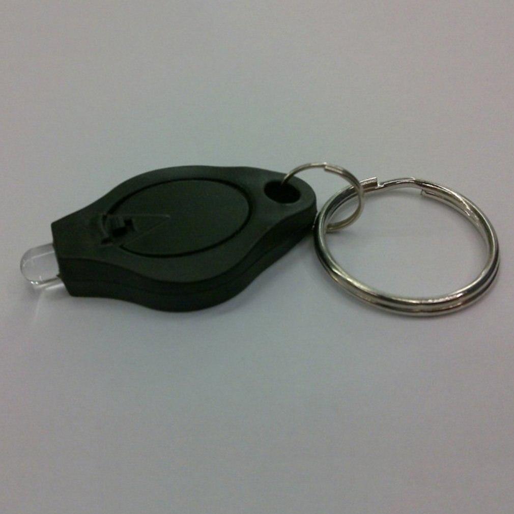 Портативный мини размер брелок сжатие свет микро светодиодный фонарик факел сумки брелок для дропшипинг брелок для ключей брелок 2019