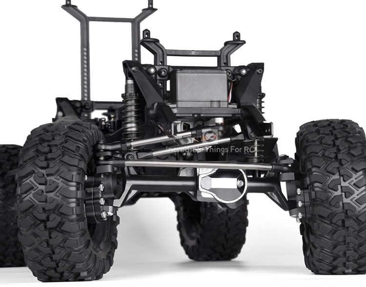 1*GRC G2 Aluminum Full Front /& Rear Axle Set For Traxxas TRX4 TRX-4 1:10 RC Car