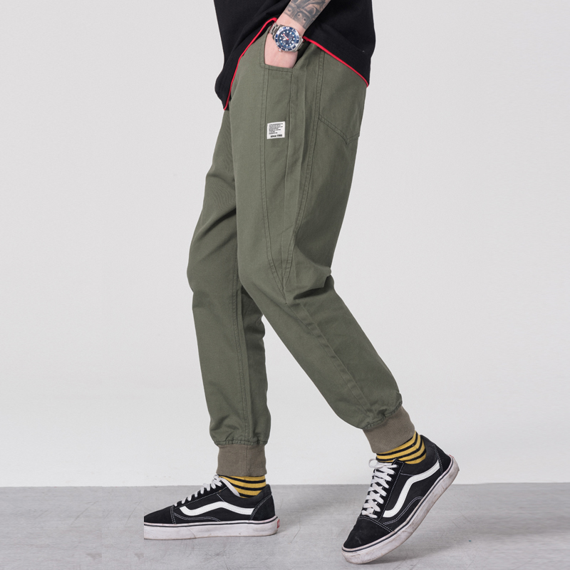 Men Casual Joggers Pants 2019 Fashion New Fitness Cargo Sweatpants Male Gyms Hip Hop Streetwear Pants Clothing Pantalones Hombre