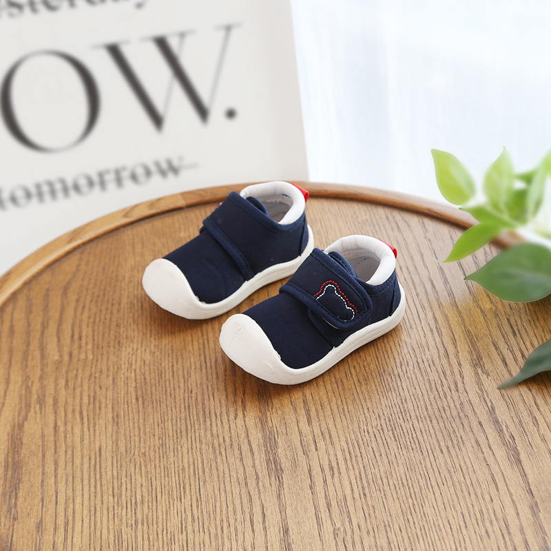 MHYONS 2020 New Kids Shoes Spring Autumn Knitting Boys Girls Soft Anti-skid Breathable Shoes Baby Toddler Shoes Girls Sneakers