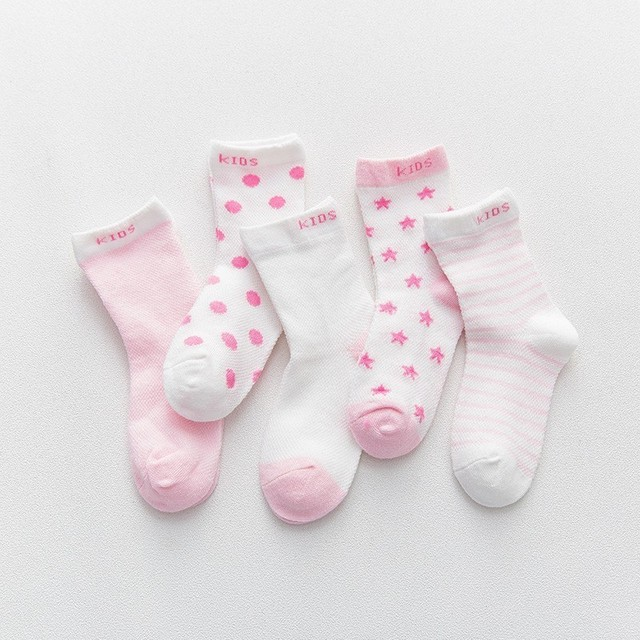 Toddler Girl Socks 1