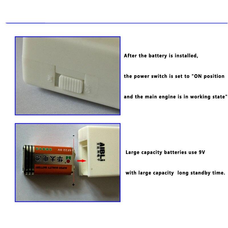 90dB 120dB Water Leak Alarm Home Independent Water Leak Sensor Flood Level Overflow Detector Security Alarm System New