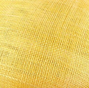 Шампань millinery sinamay вуалетки с перьями свадебные головные уборы Коктейльные Вечерние головные уборы Новое поступление Высокое качество 20 цветов - Цвет: Лимонно-желтый