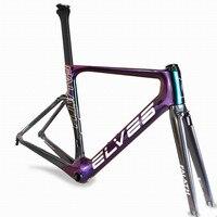ELVES FALATH aero dynamics carbon road bike frame carbon fiber bicycle frame carbon road frame aerodynamics