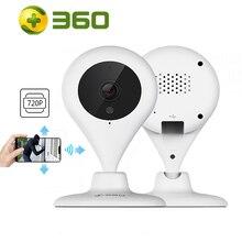 360 홈 미니 카메라 720 P 풀 HD IP 카메라 32G WiFi 물방울 무선 보안 카메라 적외선 모션 탐지 2 웨이 오디오