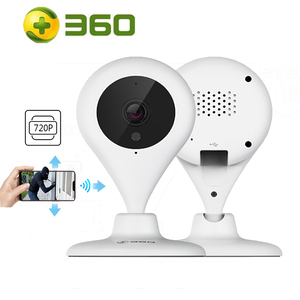 Image 1 - 360 D603 Home Mini Camera 720P Full HD IP Camera 32G WiFi Water Drop Wireless Security Camera infrared Motion Detection 2 way