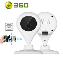 Mini cámara 360 D603 para hogar, 720P, cámara IP Full HD, 32G WiFi, cámara de seguridad inalámbrica de gota de agua, detección de movimiento por infrarrojos de 2 vías