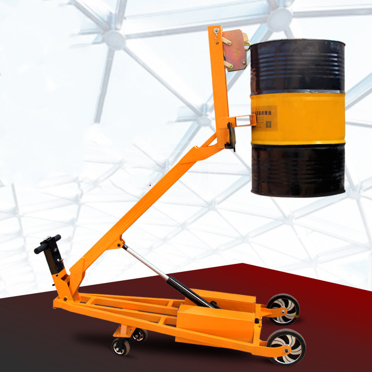 Electro-hydraulic Folding Boom Loading And Unloading Truck Push-type Multi-purpose Truck Small Crane Truck