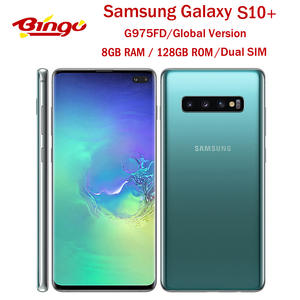 Samsung Exynos 9820 Galaxy S10 S10-Plus 128GB CDMA/GSM/WCDMA/LTE NFC Adaptive Fast Charge