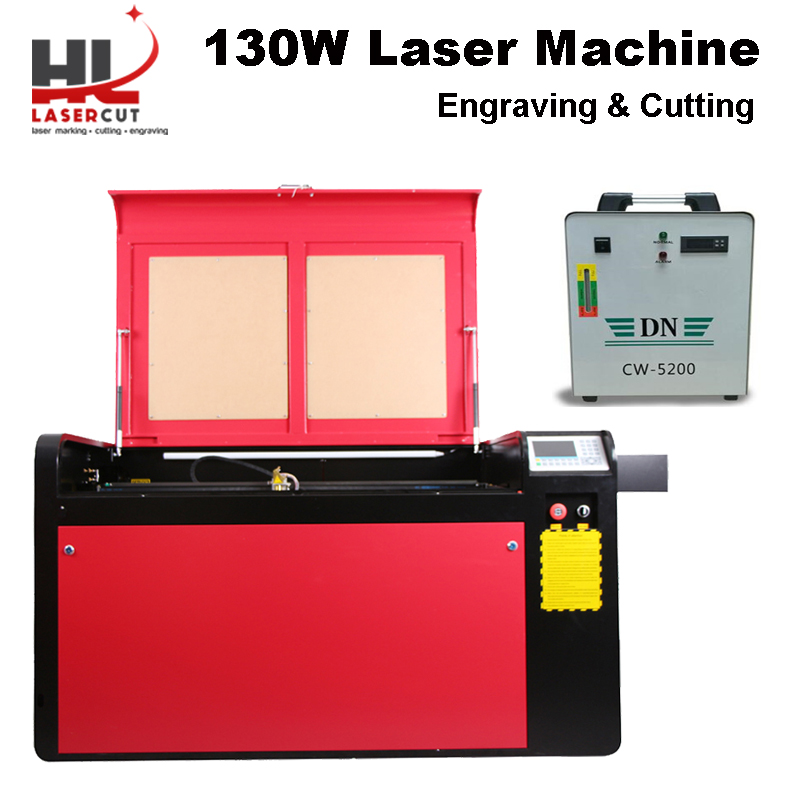 Ship from EU/US  RECI 130W CO2 Laser Engraver 1000*600 CO2 Laser Cutter Acrylic Leather Cutter CW5200 80F Rotation Axis|Wood Routers|   - AliExpress